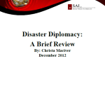 Disaster Diplomacy Picture