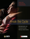 Break the Cycle - COPS Meth Grant